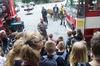 Mezinárodní den dětí s hasiči