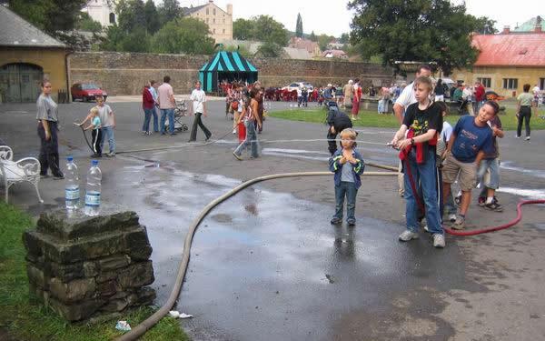 Hasiči dětem - hasičské soutěže pro každého