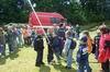 Ukázka činnosti mladých hasičů pro žáky MŠ a ZŠ Jílové