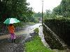 Povodeň v Jílovém
